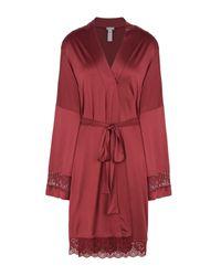 Robe de chambre Hanro en coloris Red