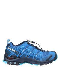 Salomon Blue Low-tops & Sneakers for men