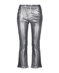 Pantaloni jeans di J Brand in Gray