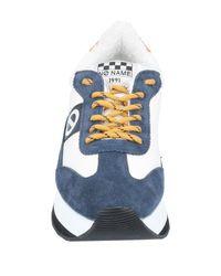 No Name Blue Low Sneakers & Tennisschuhe