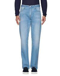 True Religion Blue Denim Pants for men