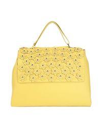 Orciani Yellow Handtaschen