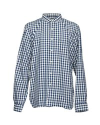Nonnative Blue Shirt for men