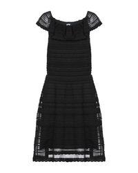 Vestito corto di M Missoni in Black