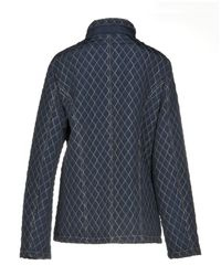 KIARA CONTINI  Verona Blue Jacket
