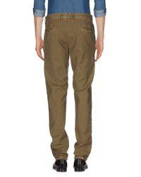 Pantalon Incotex pour homme en coloris Multicolor
