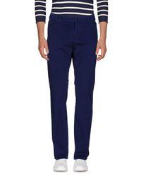 Versace Blue Denim Trousers for men