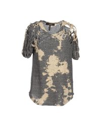Camiseta de manga corta Isabel Marant de color Gray