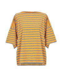 T-shirt di Marni in Orange