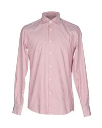 Hamptons - Red Shirts for Men - Lyst