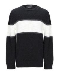 Pullover Obvious Basic de hombre de color Black