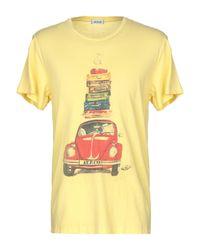 Camiseta AT.P.CO de hombre de color Yellow
