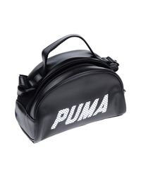 PUMA Black Cross-body Bag