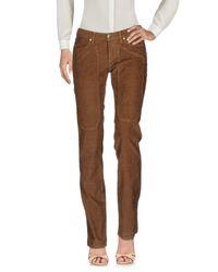 Pantalon Jeckerson en coloris Brown