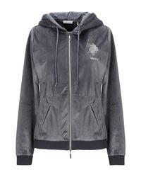 U.S. POLO ASSN. Gray Sweatshirt