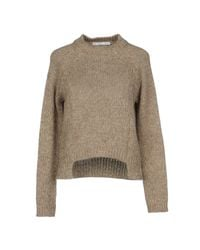 Jaggy Natural Sweater
