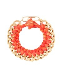 Aurelie Bidermann - Multicolor Bracelet - Lyst