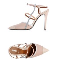 Fendi - Pink Sandals - Lyst