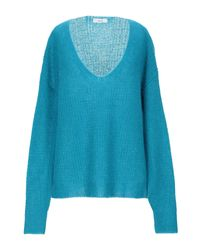 Mauro Grifoni Blue Sweater