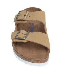 Birkenstock Sandale in Natural für Herren