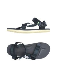 Sandales Suicoke en coloris Blue