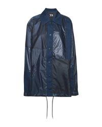 Y-3 Blue Jacket