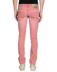 Meltin' Pot Jeanshose in Pink für Herren