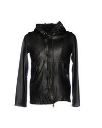 Giorgio Brato Gray Jacket for men