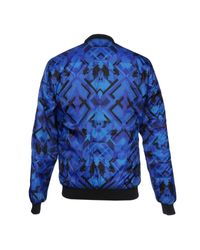 Versace Jeans Blue Jacket for men