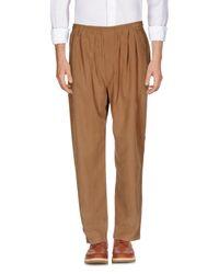 Pantalones White Mountaineering de hombre de color Brown