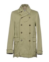Maison Margiela Natural Overcoat for men