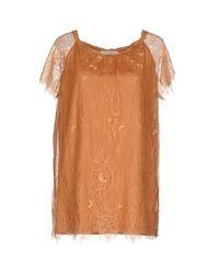 Blusa TWINSET UNDERWEAR de color Brown