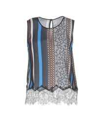 Clover Canyon - Blue Tops - Lyst