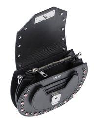 Salar Black Handbag