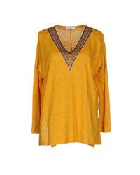 Marani Jeans Yellow T-shirt