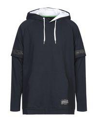Armani Exchange Blue Sweatshirt for men