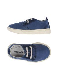Timberland Blue Low-tops & Sneakers