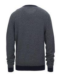 Sun 68 Gray Sweater for men