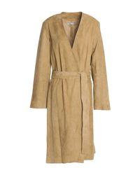 Vince Natural Overcoat