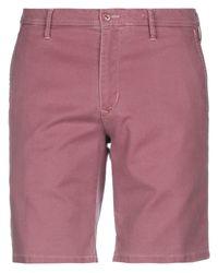 Mmx Pink Bermuda for men