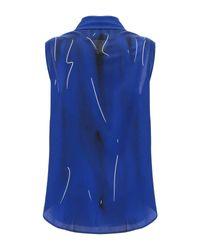 Moschino Blue Hemd