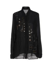 Versace Black Shirt