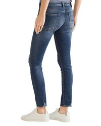 Pantaloni jeans di R13 in Blue