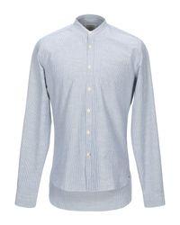 Oliver Spencer Hemd in Blue für Herren