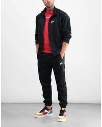 Felpa di Nike in Black da Uomo