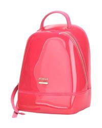 Furla | Pink Backpacks & Fanny Packs | Lyst