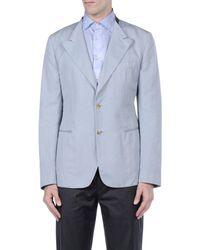 Dolce & Gabbana - Blue Blazer for Men - Lyst