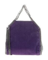 Stella McCartney Purple Cross-body Bag