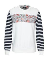 Pepe Jeans Sweatshirt in White für Herren