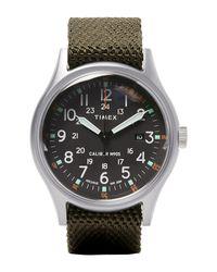 Montre de poignet Timex pour homme en coloris Black